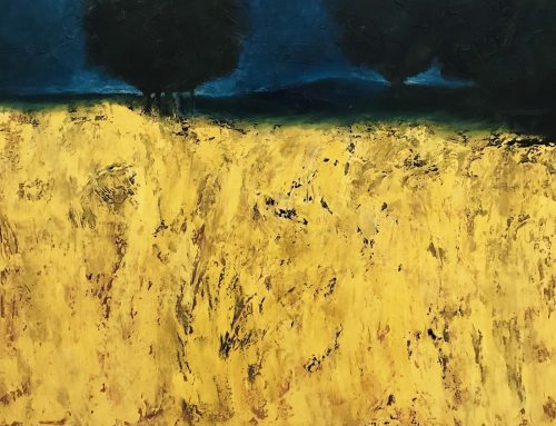 HUNTER GOLDEN HARVEST 102 X 152CM
