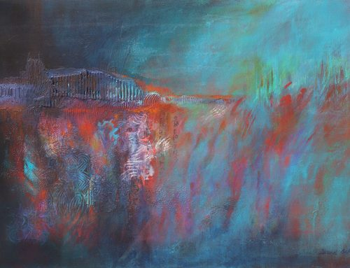 FAR EASTERN DREAM 60 X 90CM